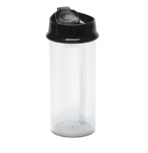 Термокружка 0.4 л прозрачная , пластик