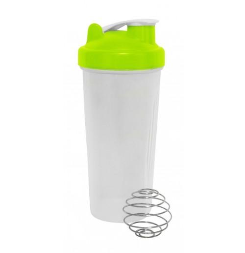 Бутылка-шейкер 0.7 л лайм, пластик