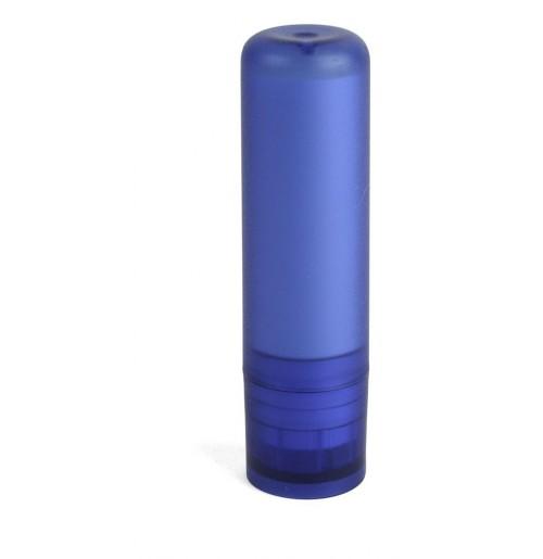 Бальзам для губ - гигиеническая помада, голубой футляр