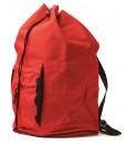 Рюкзак рыбацкий красный, полиэстер
